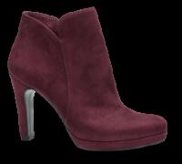 Tamaris kort damestøvle bordeaux 1-1-25316-23