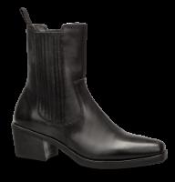 Vagabond kort damestøvlett sort 4810-301