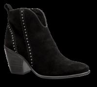 Marco Tozzi kort damestøvle sort 2-2-25380-23