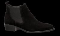 Tamaris kort damestøvle sort 1-1-25035-23