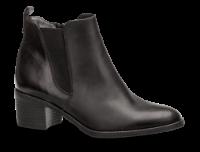 Tamaris kort damestøvle sort 1-1-25043-23