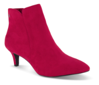 Tamaris kort damestøvle rød 1-1-25072-23