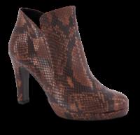 Tamaris kort damestøvle brun 1-1-25086-23