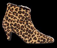 JoDis by Mascha Vang kort damestøvle leopard 7266