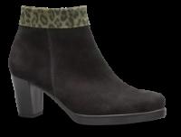 Gabor kort damestøvlett sort 32860