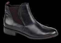 Marco Tozzi  kort damestøvle marine 2-2-25040-33