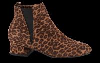 Duffy kort damestøvle dyreprint 97-00812