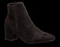 Duffy kort damestøvle sort 97-00814
