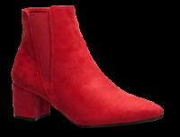 Duffy kort damestøvle rød 97-00814