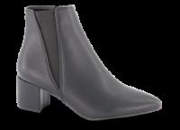 Duffy kort damestøvle sort 97-10814
