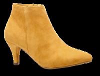 Duffy kort damestøvle gul 97-85601