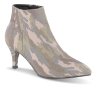 Duffy kort damestøvle camouflage 97-85601