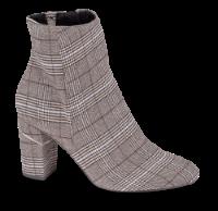 Tamaris kort damestøvle ternet 1-1-25330-33