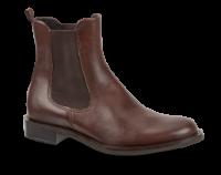 ECCO kort damestøvle brun 266503 SHAPE 25