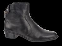 Rieker kort damestøvle sort Y0773-00