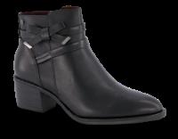 Tamaris kort damestøvle sort 1-1-25063-23