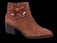 Tamaris kort damestøvle brun 1-1-25063-23