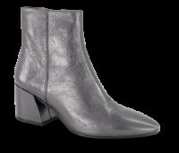 Vagabond kort damestøvlett sølv 4817-183