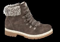 B&CO kort damestøvle brun