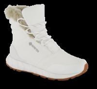 ZERO°C Kort damestøvle Hvid 10004 NydalF W