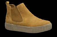 Marco Tozzi kort damestøvlett gul 2-2-25454-23