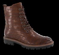 Marco Tozzi kort damestøvlett brun 2-2-25233-35