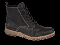 Rieker kort damestøvlett sort Z0112-00