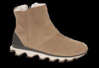 Sorel kort damestøvle brun 1808191