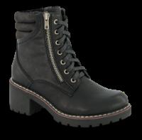 B&CO sort støvle med hæl 5261501410