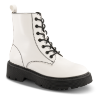 B&CO hvid damestøvle 5261501890