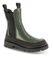 Gant Korte damestøvletter Grønn 23551158