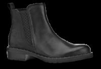 Marco Tozzi kort damestøvle sort 2-2-25437-21