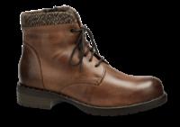 Marco Tozzi kort damestøvlett brun 2-2-25203-21