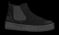 Marco Tozzi kort damestøvle sort 2-2-26439-21