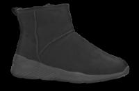 Duffy kort damestøvle sort 84-01650