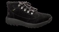 Skechers kort damestøvle sort 15558