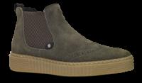 Rieker kort damestøvle grå 71664-46