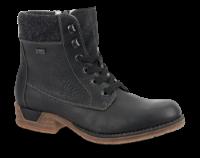Rieker damestøvlett sort 79602-00