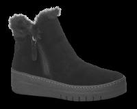 Tamaris kort damestøvlett sort 1-1-26444-21 001