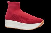 Vagabond kort damestøvle rød 4722-080
