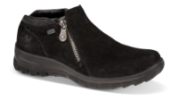 Rieker kort damestøvle sort L7160-00