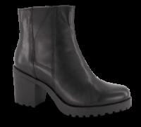 Vagabond kort damestøvlett sort 4658-101