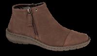 Nordic Softness kort damestøvle mørkebrun