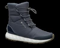ZERO°C damestøvlett blå 100030005