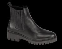 Rieker kort damestøvlett sort 71453-00