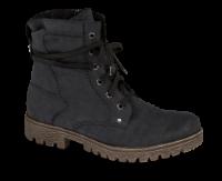 Rieker kort damestøvlett marineblå 78534-14