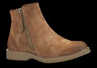 Rieker kort damestøvle brun 97890-24