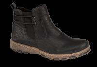 Rieker kort damestøvlett sort Z0162-00