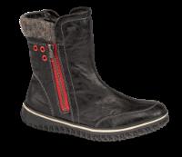 Rieker kort damestøvlett sort Z4270-00