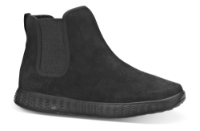 Skechers damestøvle sort 14535